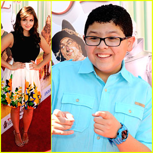 Ariel Winter & Rico Rodriguez: 'Wizard of Oz 3D' Premiere!