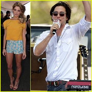 Jackson Rathbone: Miley Cyrus Killed It at iHeartRadio!