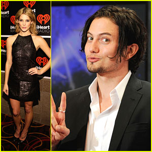 Ashley Greene: iHeart Radio Music Festival 2013 with Jackson Rathbone
