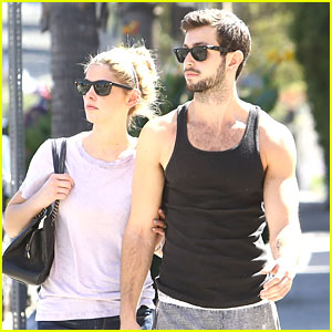 Ashley Greene: Sunday Lunch with Paul Khoury!