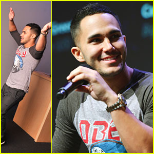 Carlos Pena: Sega's Go Dance Event in NYC