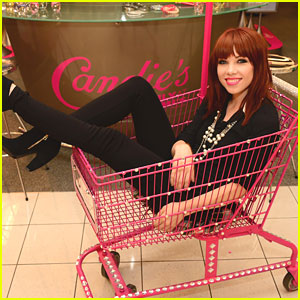 Carly Rae Jepsen: Candie's Shopping Spree at Kohl's!