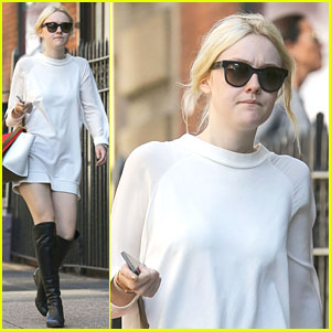 Dakota Fanning: 'It Was A Relief Not To Care About Clothes or Hair' on 'Night Moves'
