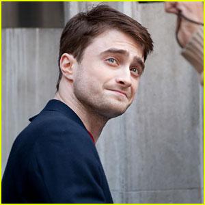 Daniel Radcliffe Denies Freddie Mercury Role Rumors