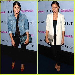 Nikki Reed & Jamie Chung: People StyleWatch Denim Awards 2013