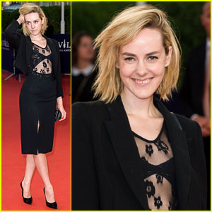 Jena Malone Attends 'The Wait' Deauville Film Festival Premiere