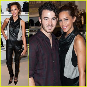 Kevin & Danielle Jonas: Destination Maternity Event!