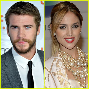 Liam Hemsworth And Eiza Gonzalez Also on Just Jared Jr