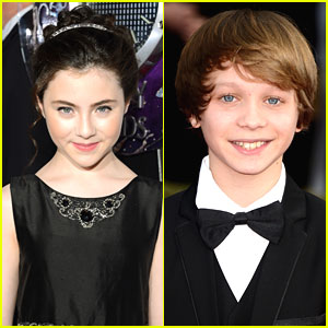 Lilla Crawford & Daniel Huttlestone Join 'Into The Woods'