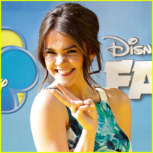 Maia Mitchell Talks 'Teen Beach Movie' Audition with Cosmo Australia