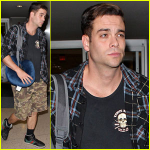 Mark Salling to Star in TV Movie 'Rocky Road'