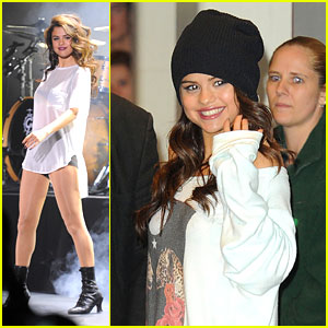 Selena Gomez: 'Stars Dance' Tour in London - Night Two Concert Pics!