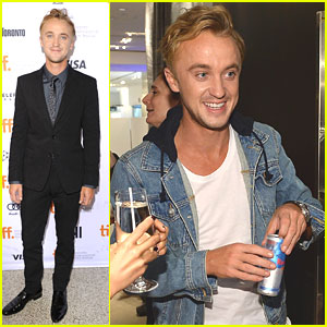 Tom Felton: 'Belle' Premiere at TIFF 2013