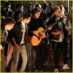 Union J Films 'Beautiful Life' Music Video