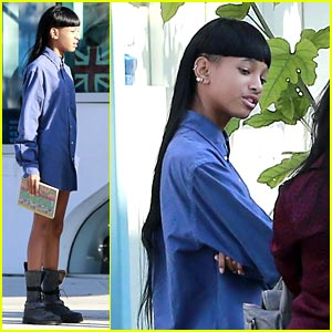 Willow Smith: Out in West Hollywood