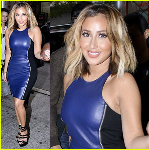 Adrienne Bailon: My Mom Told Me to Pick My Battles with Boyfriends
