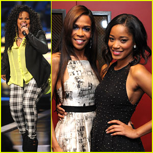 Amber Riley & Keke Palmer: Black Girls Rock! 2013
