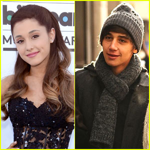 Ariana Grande Accused of Cheating by Ex Jai Brooks