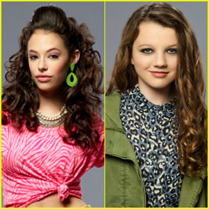 'The Carrie Diaries' Interview: Chloe Bridges & Stefania Owen on Dorrit & Donna's Friendship