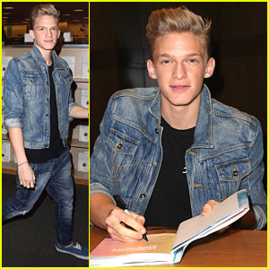 Cody Simpson: Barnes & Noble Book Signing at The Grove