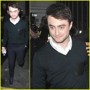 Daniel Radcliffe on 'Kill Your Darlings': 'This Story Has Really Never Been Told'