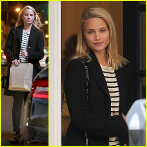 Dianna Agron: Outing Before 'Glee' Cory Monteith Tribute Episode