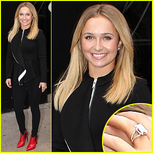 Hayden Panettiere Confirms Engagement to Wladimir Klitschko