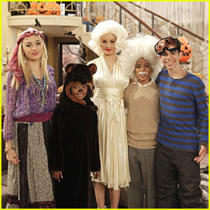 Jessie Monstober Season Premiere Halloween Party