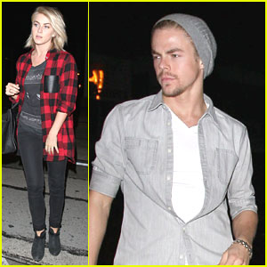 Julianne & Derek Hough: Craig's Dinner Duo