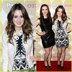 Laura & Vanessa Marano: People Mag's 'Ones to Watch' Party Pair!