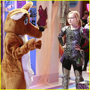 Liv & Maddie - First Halloween Episode Tonight!