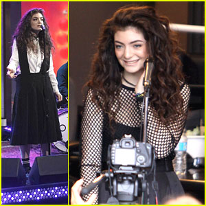 Lorde on 'Royals' Praise: 'Very Grateful for Everyone's Love'