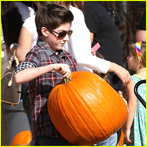 Mason Cook: Pumpkin Picker