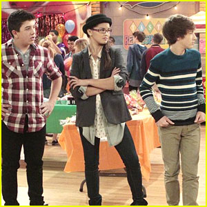 Bradley Steven Perry: New 'Mighty Med' Tomorrow!