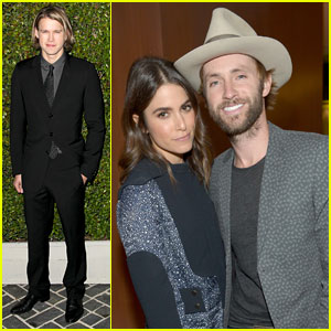 Nikki Reed & Chord Overstreet: 'Chloe' Fashion Show & Dinner