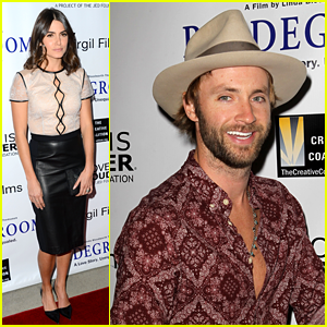 Nikki Reed & Paul McDonald: 'Bridegroom' Premiere Pair