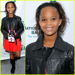 Quvenzhane Wallis: 'Big Fish' Broadway Opening