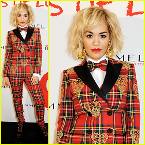 Rita Ora: 'Rimmel London' Party Pics