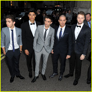 The Wanted: Pride of Britain Awards 2013
