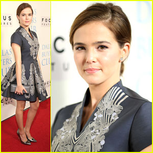 Zoey Deutch: 'Dallas Buyers Club' Premiere