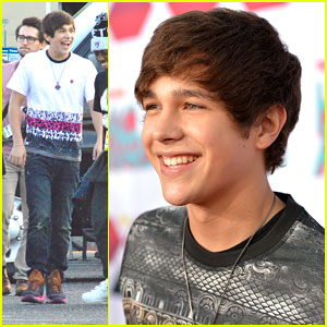 Austin Mahone - TeenNick HALO Awards 2013