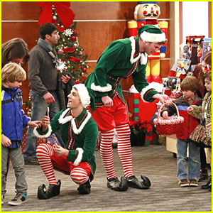 'Baby Daddy' Holiday Episode - First Look Pics!