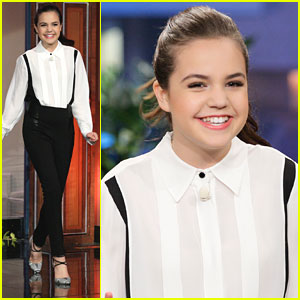 Bailee Madison: 'Tonight Show' Sweetie