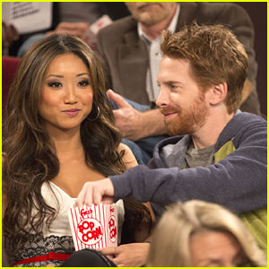 Brenda Song: New 'Dads' Tonight!