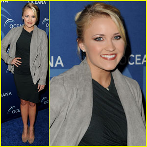 Emily Osment: Oceana Partners Award