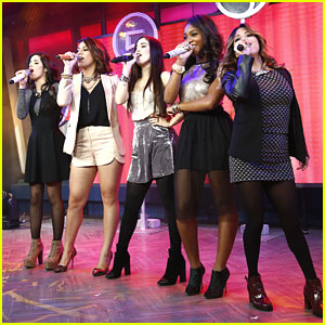 Fifth Harmony: 'Better Together' on Today Show - Watch Now!