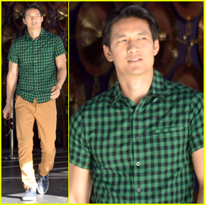 Harry Shum, Jr: Palm Springs Trip After Charity Auction