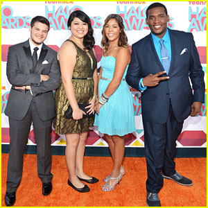 TeenNick HALO Awards 2013 -- Honorees On The Red Carpet!