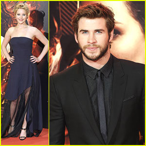 Jennifer Lawrence: 'Catching Fire' Madrid Premiere!