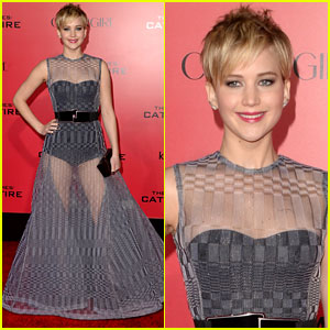 Jennifer Lawrence: 'The Hunger Games: Catching Fire' L.A. Premiere
